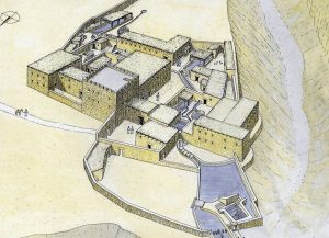 qumran drawing